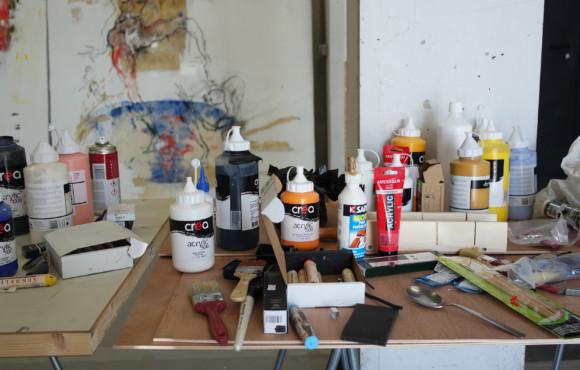 L'atelier des situations / Dominique Zinkpè